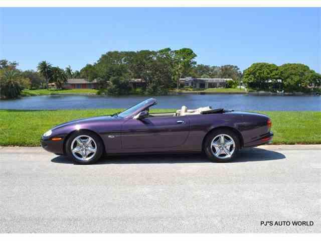 1998 Jaguar XK | 1026690