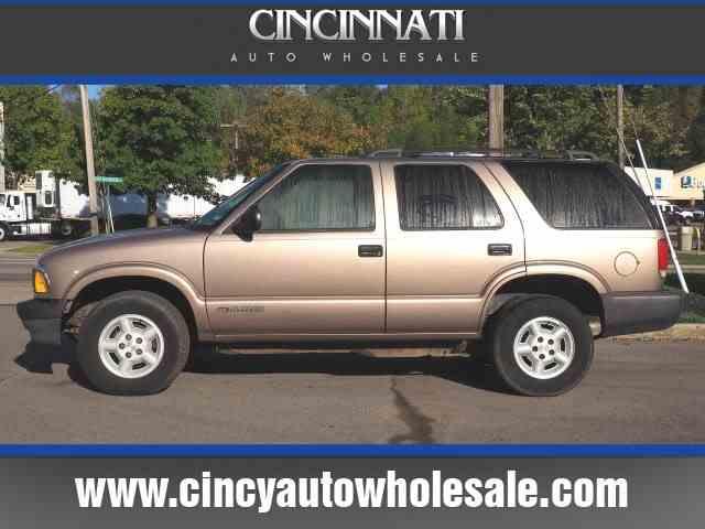 1997 Chevrolet Blazer | 1026698