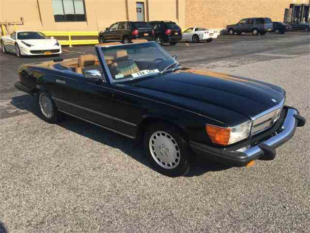 1988 Mercedes-Benz 560SL | 1020670