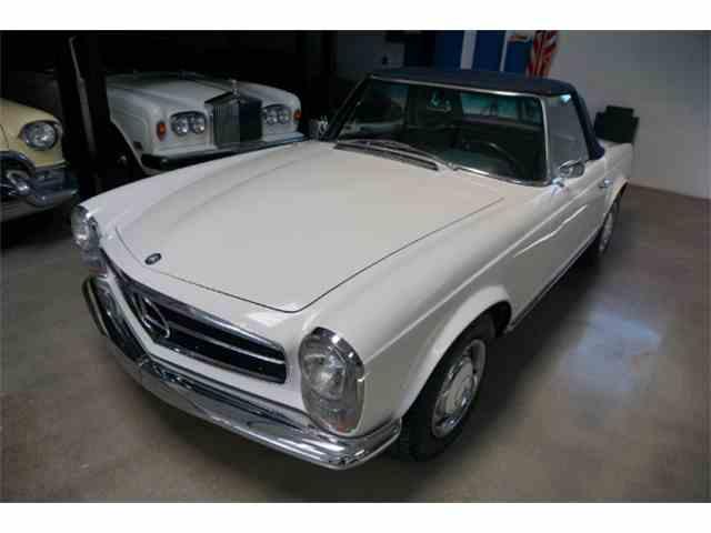 1967 Mercedes-Benz 230SL | 1026720