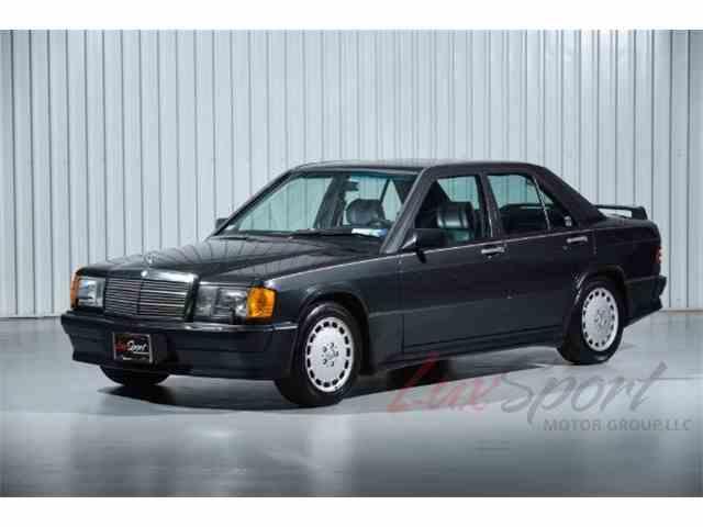 1987 Mercedes-Benz 190E | 1026738