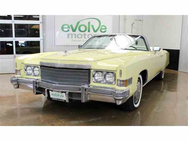 Picture of '74 Eldorado - M08M