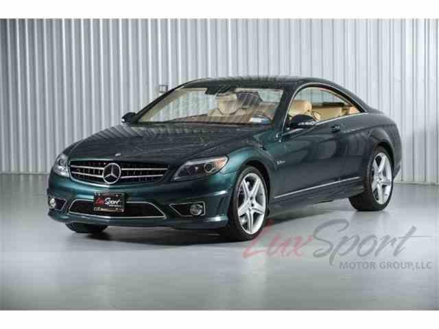 2008 Mercedes-Benz CL63 | 1026749