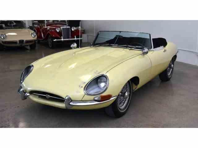 1967 Jaguar E-Type | 1026750