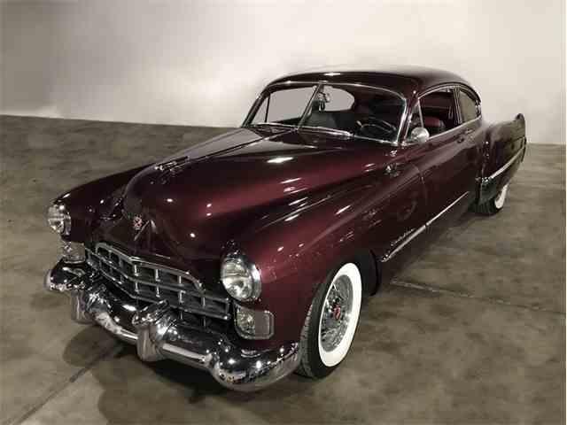 1948 Cadillac Series 61   1026762