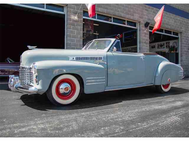 1941 Cadillac Series 62   1026764
