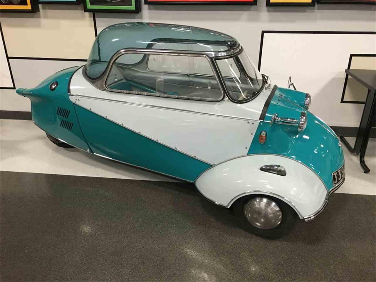 Sold Messerschmitt Kr200 3 Wheeler Microcar Auctions: 1963 Messerschmitt KR 200 For Sale
