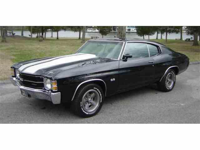 1971 Chevrolet Chevelle SS | 1026772