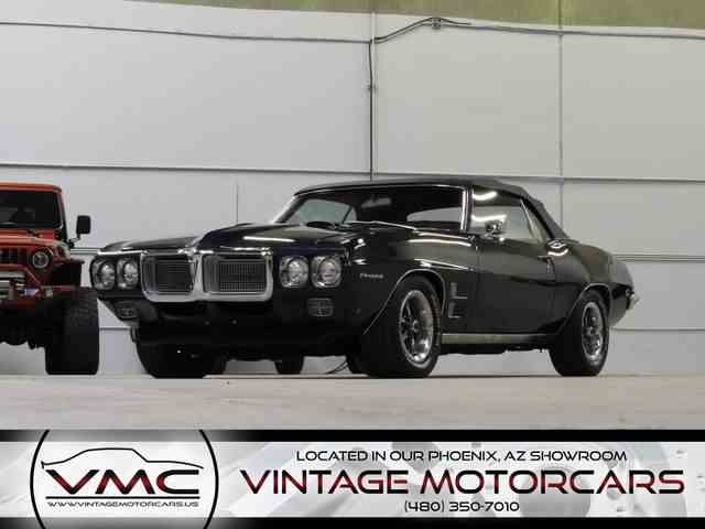 1969 Pontiac Firebird | 1026775
