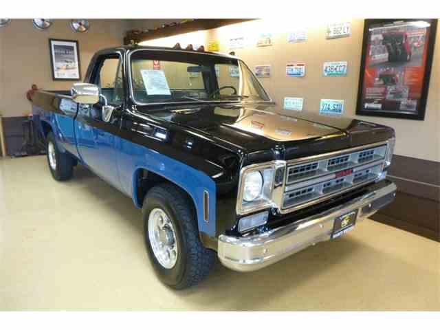 1976 GMC Sierra   1026778