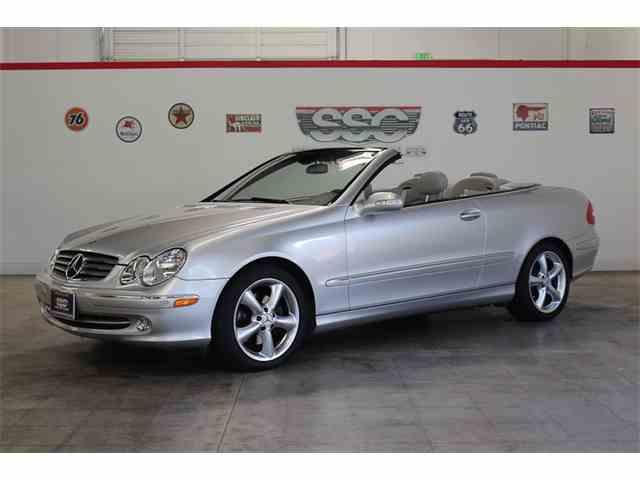2005 Mercedes-Benz CLK320 | 1026786