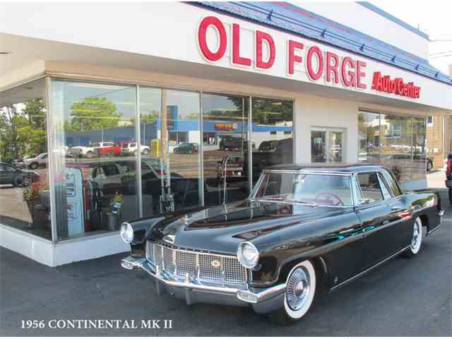 1956 Lincoln Continental Mark II | 1020068