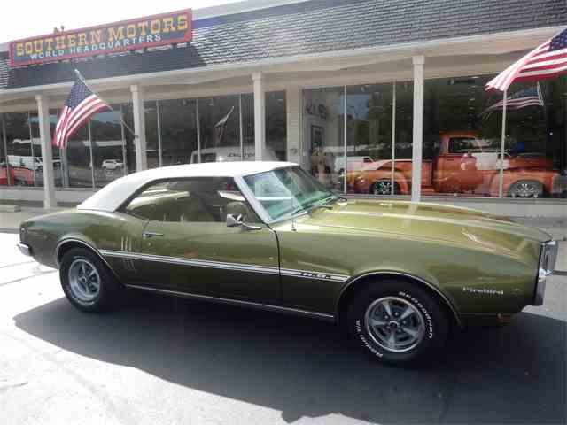 1968 Pontiac Firebird | 1026804