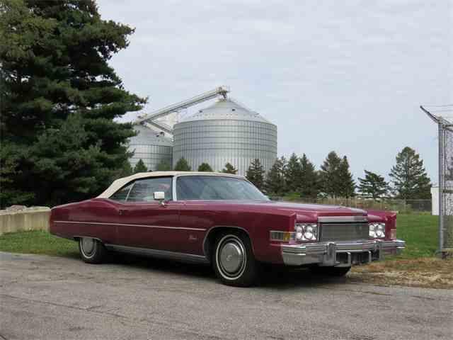 1974 Cadillac Eldorado | 1026806