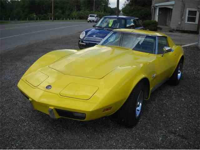 1975 Chevrolet Corvette | 1026825