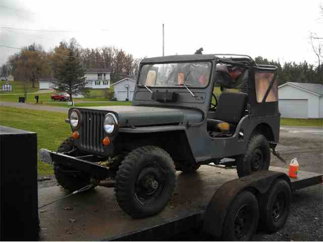 1947 Jeep Willys | 1026846