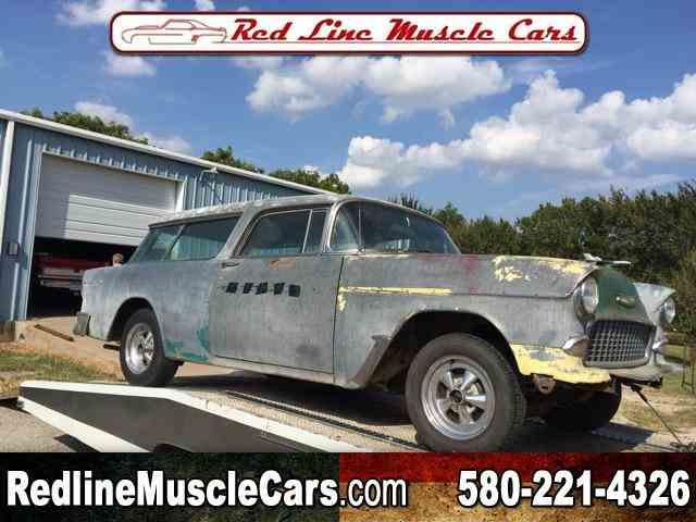 1955 Chevrolet Nomad | 1026850