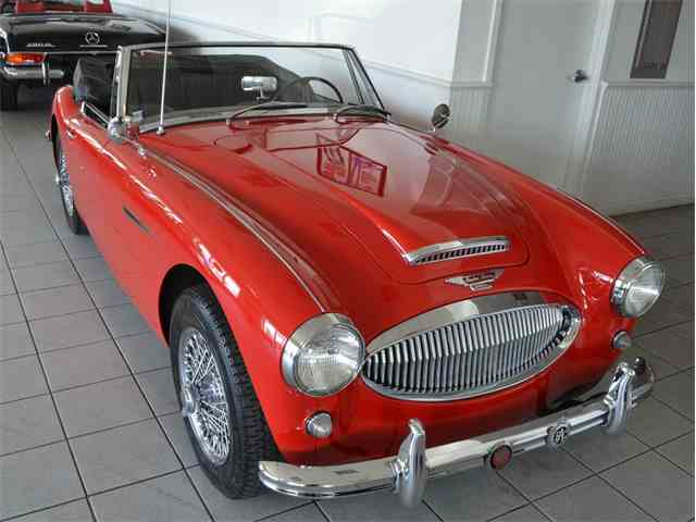 1963 Austin-Healey 3000 Mark II | 1026852