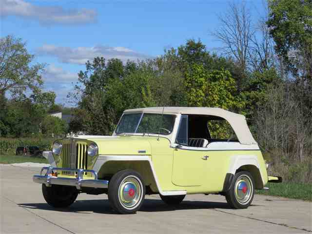 1949 Willys Jeepster | 1026858