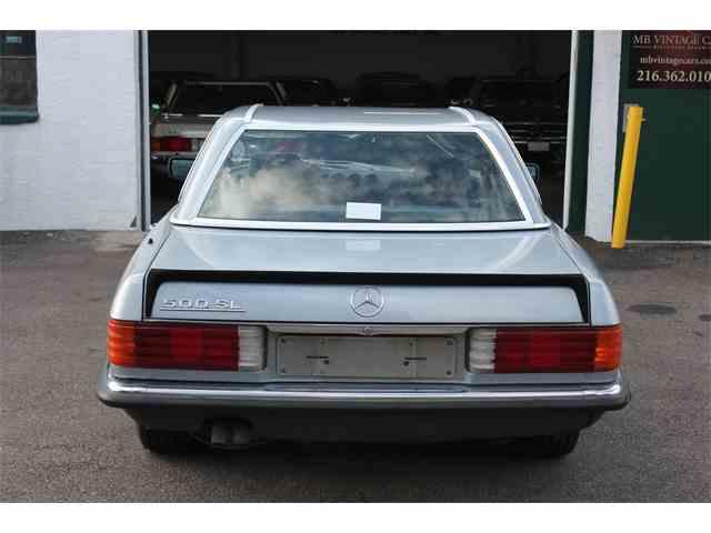 1984 Mercedes-Benz 500SL | 1026861