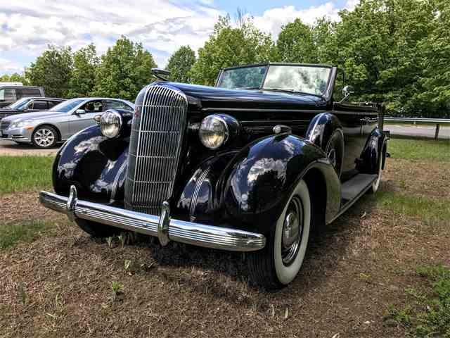 1936 Buick Roadmaster | 1026865