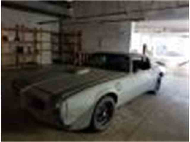 1970 Pontiac Firebird Trans Am | 1026904