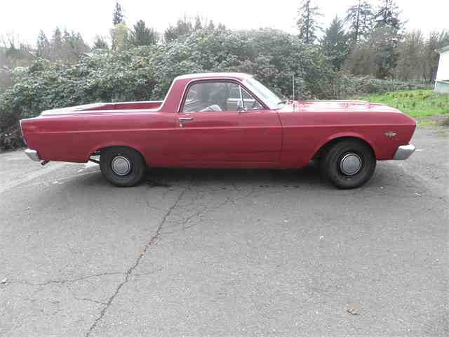 1966 Ford Ranchero | 1026909