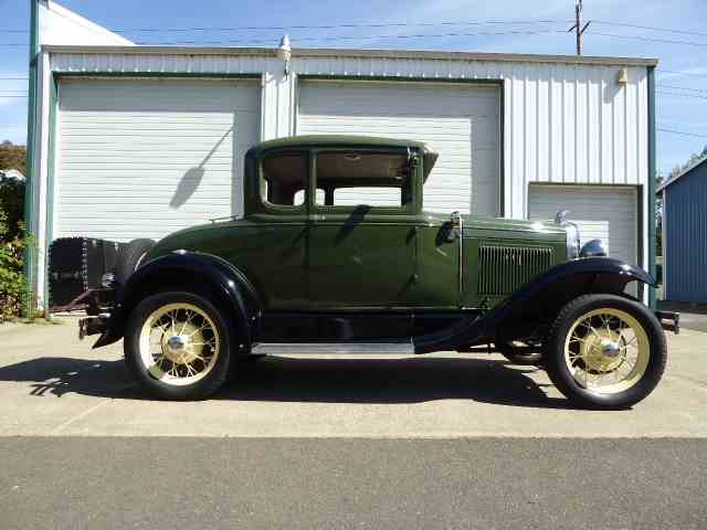 1930 Ford Model A | 1020691