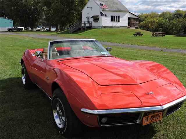 1969 Chevrolet Corvette | 1026916