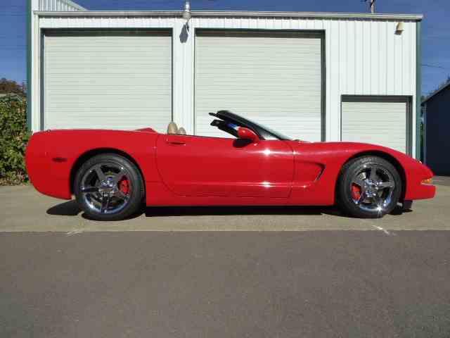 2002 Chevrolet Corvette | 1020692