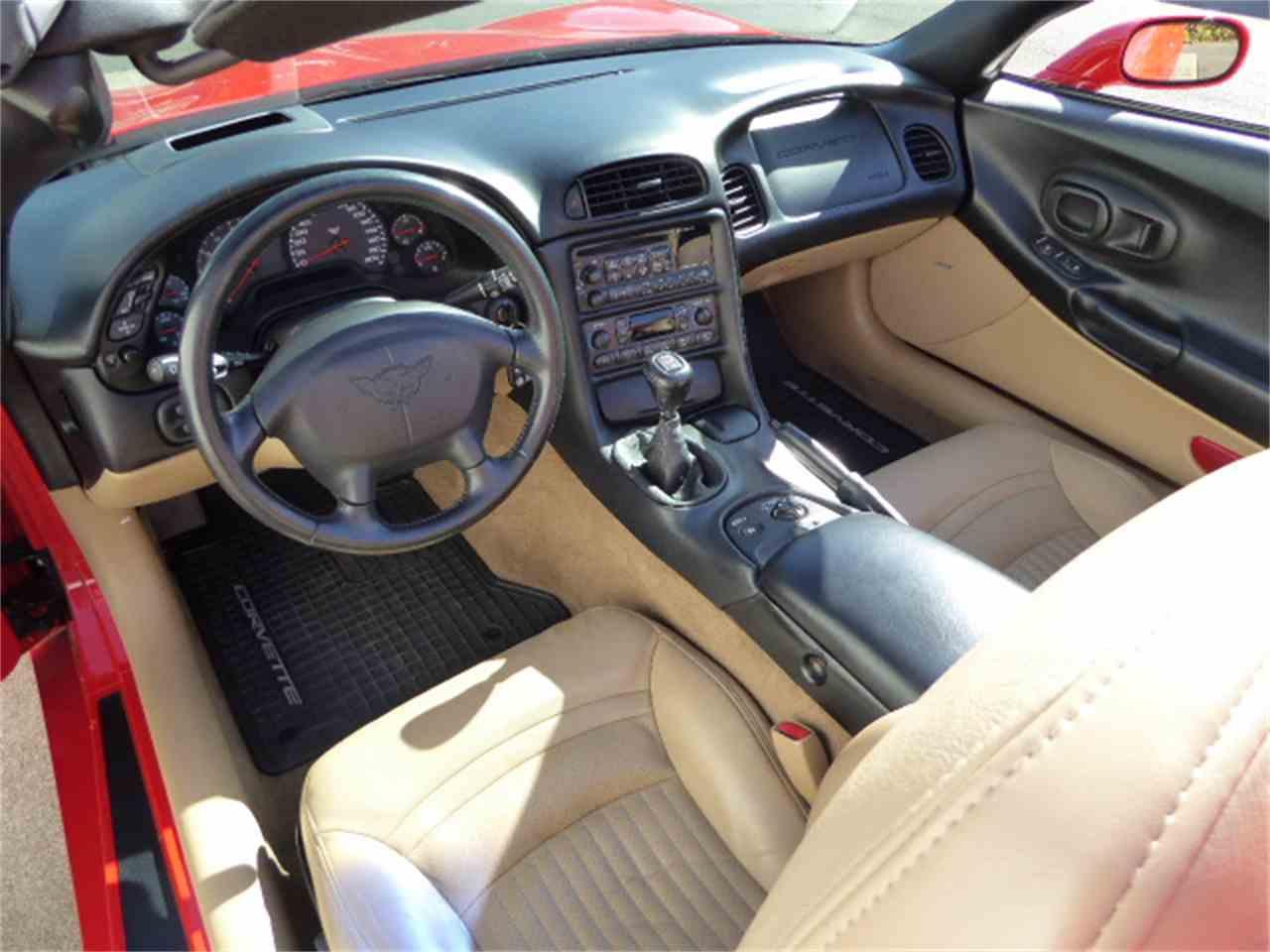 Large Picture of '02 Corvette - LVKK