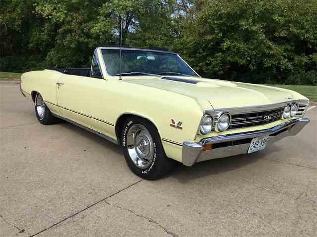 1967 Chevrolet Chevelle SS | 1026920