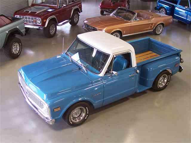 1971 Chevrolet C10 | 1026922