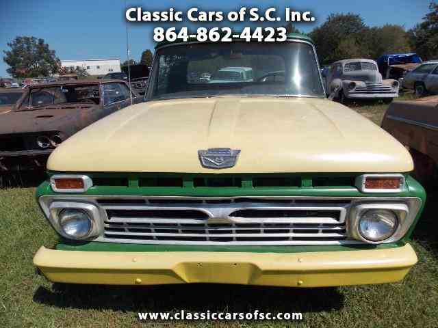 1966 Ford F100   1026931