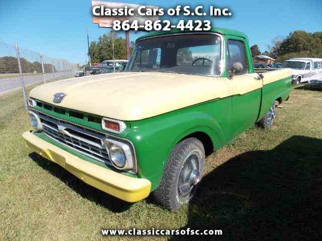 Picture of '66 F100 - M0DV
