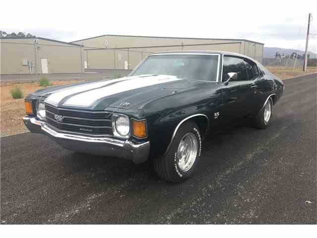 1972 Chevrolet Chevelle Malibu | 1026933