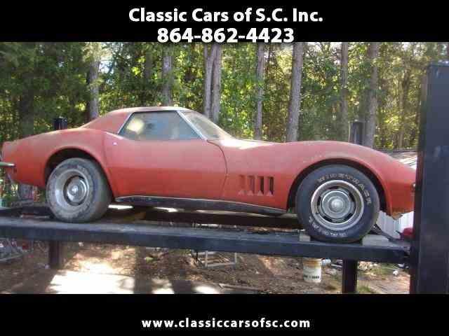 1969 Chevrolet Corvette | 1026934
