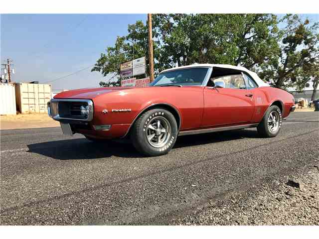 1968 Pontiac Firebird | 1026941