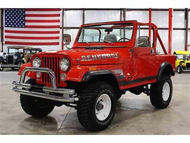 1981 Jeep CJ7 | 1026942