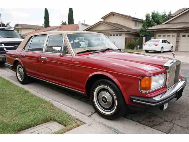 1985 Rolls-Royce Silver Spur | 1026956