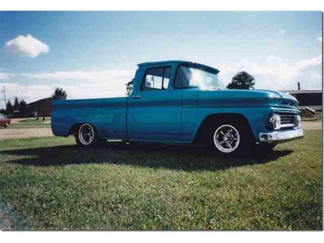 1962 Chevrolet C10 | 1020696