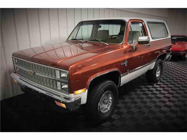 1982 Chevrolet Blazer | 1026964