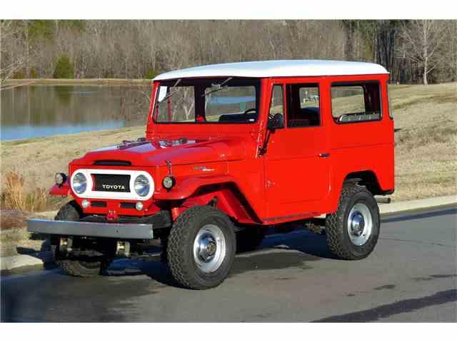 1966 Toyota Land Cruiser FJ | 1026966