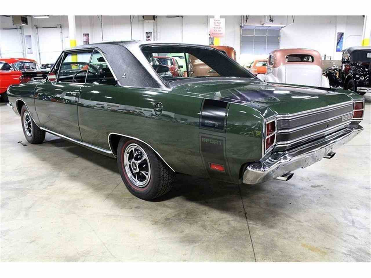 Classic Muscle Cars For Sale In Western New York