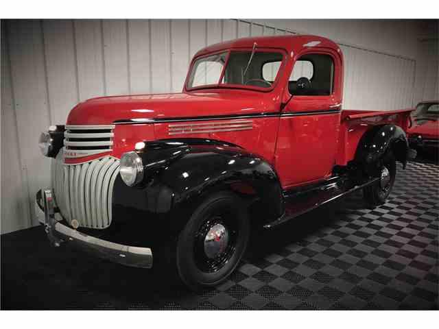 1946 Chevrolet 1 Ton Pickup | 1026974