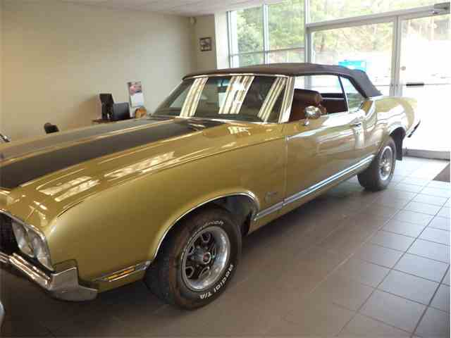 1970 Oldsmobile Cutlass Supreme | 1027003
