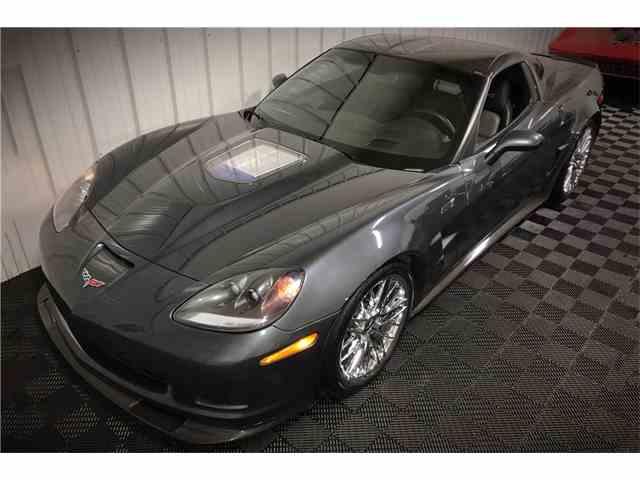 2010 Chevrolet Corvette | 1027005