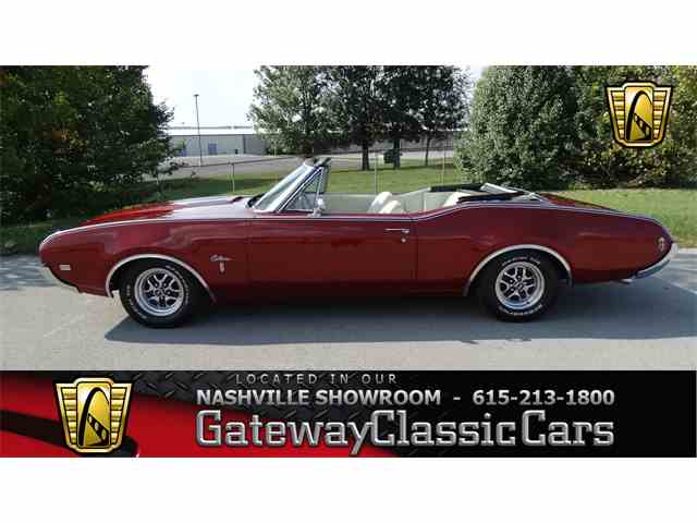1968 Oldsmobile Cutlass | 1027006