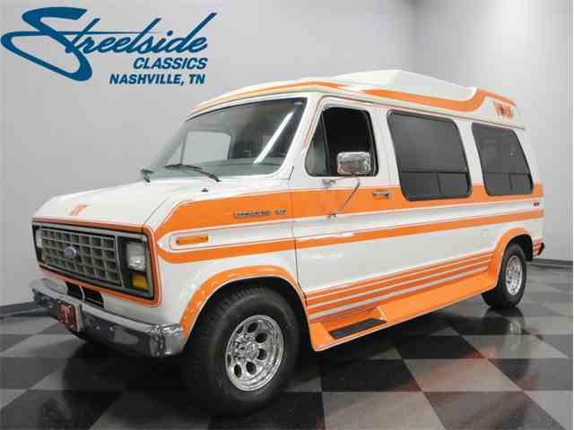 1987 Ford Econoline | 1020701
