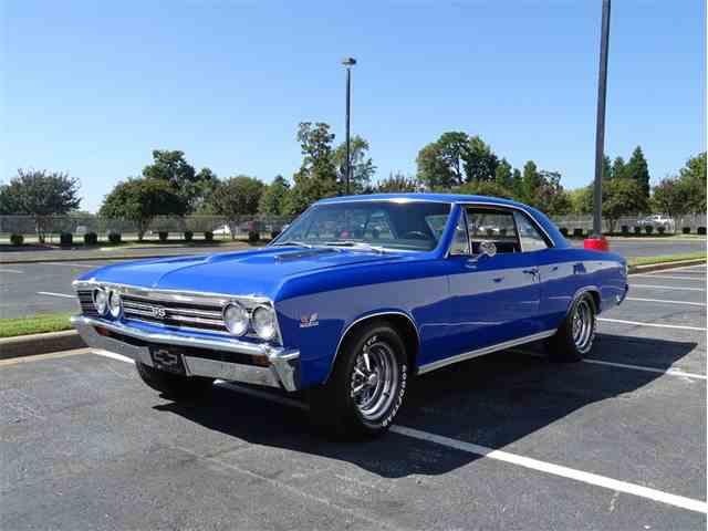 1967 Chevrolet Chevelle SS | 1027010